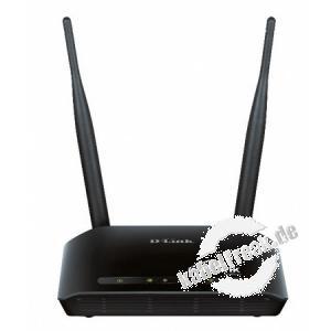 D-Link mydlink Wireless N 300 Cloud Router DIR-605L/E Ermöglicht Ihnen zu Hause die bequeme Einrichtung schneller drahtloser Netzwerke