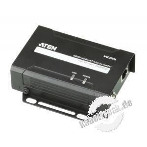 ATEN HDMI HDBaseT-Lite Verlängerung Verlängert ein HDMI Signal bis zu 70m von der HDBaseT Quelle über ein Cat 5e/6/6a Kabel