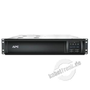 APC USV Smart UPS SMT1500RMI2UC, 1500 VA / 1000 Watt, 19' Moderne Line-Interaktive USV für Server und Netzwerksysteme