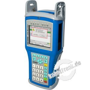 Kurth DSL-Tester KE3550 Bereit für All-IP! Der Einstieg für Messungen im Breitbandnetz