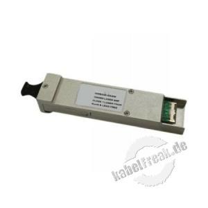 Mini GBIC (SFP+) Modul LC, 10 Gigabit/s, LWL, (multimode) Cisco Kompatibel 10Gigabit-Uplinkmodul zur Erweiterung eines Switchs um einen LWL Anschluss