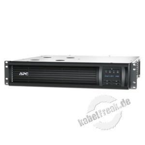 APC USV Smart UPS SMT750RMI2UC, 1000 VA / 700 Watt, 19' Moderne Line-Interaktive USV für Server und Netzwerksysteme