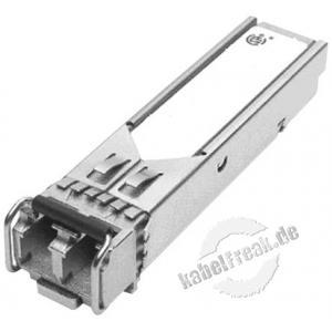 Allied Telesis Mini GBIC (SFP) Modul AT-SPSX, 1 Gigabit/s, LWL, 1000Base-SX Gigabit-Uplinkmodul zur Erweiterung eines Switchs um einen LWL Anschluss