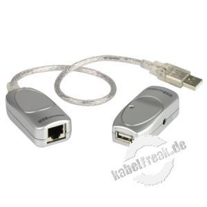 ATEN USB Extender USB Datenübertragung über größere Entfernungen