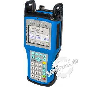 Kurth DSL-Tester KE3700 Die All-in-One-Lösung für alle Breitbandtechnologien