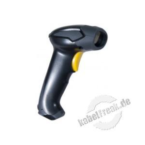 CCD Pistole Barcodescanner USB Preiswerter Barcodescanner mit Ständer