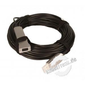 USB 3.1 Verlängerungskabel, aktiv / optisch, USB 3.1 Stecker A / USB 3.1 Buchse A, 30 m