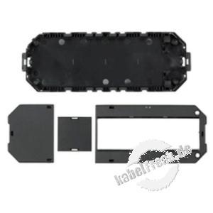Microsens MS140121-KU, Installationsadapter für MICROSENS-Micro-Switches für Einbau in Bodentanks Installationsadapter für Micro-Switches zum Maßeinbau 45x45