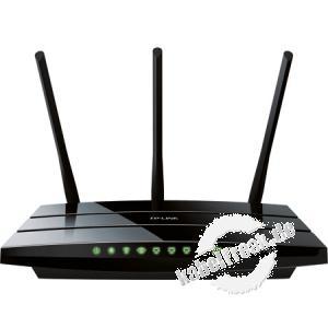 TP-Link AC1750-Dualband-Gigabit-WLAN-Router Archer C7, 450 und 1300 Mbit/s (2,4 und 5 GHz), mit Gigabit-Switch Schneller WLAN Router für störungsfreies HD-Videostreaming, Online-Gaming und andere bandbreitenintensive Anwendungen