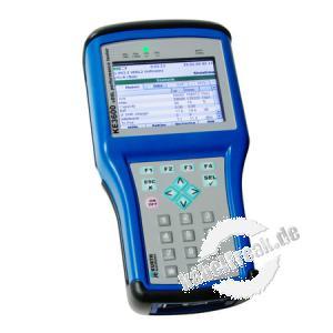 Kurth DSL-Tester KE3600 Herausragender xDSL-Multitester mit VDSL2-Vectoring Unterstützung. DER Tester für aktuelle und zukünftige Breitbandtechnologien!