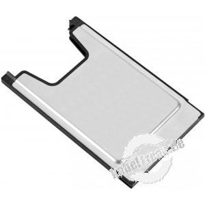 Dexlan PCMCIA Card Reader KW-2103CFA für Compact Flash I und II Notebook-Kartenleser für Compact Flash Speichermedien
