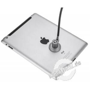 SecurityXtra SecurePad, Klebesicherung für Ipad Diese universelle Nachrüstlösung sichert Ihr Gerät an einem unbeweglichen Objekt und ermöglicht gleichzeitig das Betrachten und die Handhabung. Ideal für Tablets und Laptops