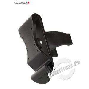 LED Lenser Intelligent Clip für P7, T7 praktischer, drehbarer Clip zur Befestigung an Gürtel oder Hosenbund