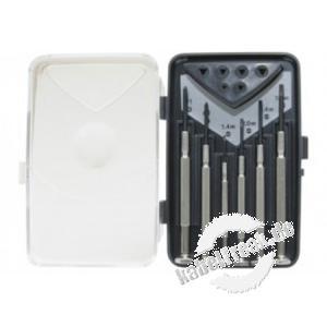 Schraubenzieher-Set für PC, 6teilig Schraubendreher für Elektriker und Elektroniker