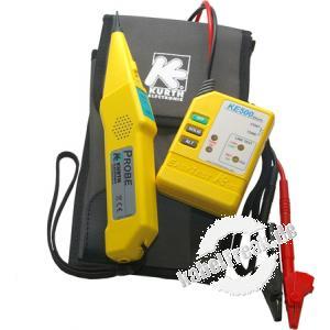 Kurth Elektro-Leitungssucher-Kit KE501 Finden Sie in kürzester Zeit berührungslos jede Art von Kabel, Adern und Adernpaaren