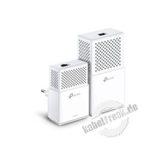 TP-Link AV1000-AC750-Gigabit-WLAN-Powerline-Extender KIT  WLAN-Erweiterung ganz schnell und einfach