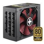 Xilence Performance X Series PC-Netzteil, 1250 Watt modular, 80PLUS®GOLD zertifiziert Stabile Ausgangsspannung mit aktueller DC/DC Technologie