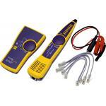 Fluke IntelliTone Pro 200 LAN Toner und Probe Kit Digitaler Netzwerkkabel-Signalgeber (Toner) und Empfänger (Probe) verfolgt und ortet Kabel in aktiven Netzwerken