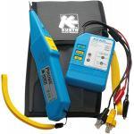 Kurth IT-Leitungssucher Kit KE401 Der Klassiker für die Suche von Kabeln und Adernpaaren bei allen Arten von Kabeln wie Telefon- und Datenkabel, Klingelleitungen, Starkstromkabel uvm