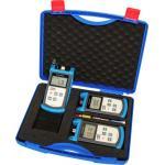 Kurth optisches Mess-Kofferset KE8083 Für die komplette, leichte und schnelle Dämpfungsmessung