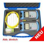 Kurth optisches Mess-Kofferset KE8003 Für die komplette, leichte und schnelle Dämpfungsmessung