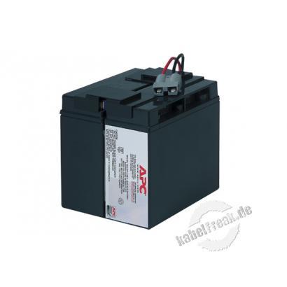 APC Replacement Battery Cartridge #7 / Ersatzbatterie (RBC7) Wartungsfreie, versiegelte Bleibatterie mit suspendiertem Elektrolyt, auslaufsicher