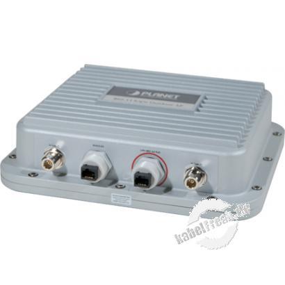 Planet Outdoor Wireless Access Point WNAP-6350, 300 Mbit/s, PoE, IP67 Robuster, wetterfester Access Point für professionelle Anwendungen wie z. B. HotSpots
