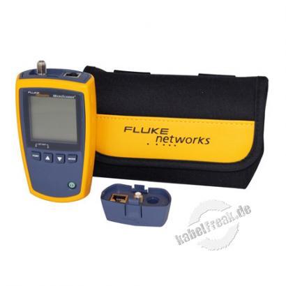 Fluke MicroScanner 2 Cable Verifier Das preiswerte Kompaktgerät für die Netzwerkprüfung