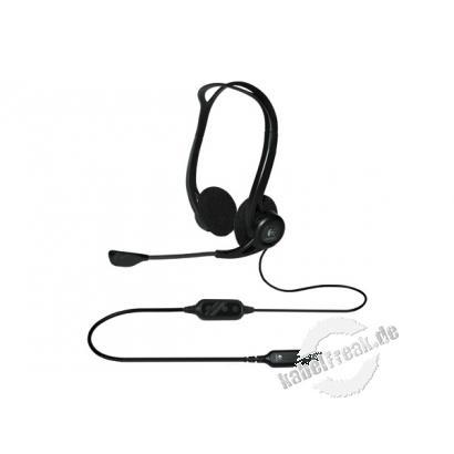 Logitech OEM PC Headset 960, USB Stereo-Headset mit USB-Anschluss