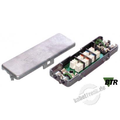 MetzConnect Verbindungsmodul, Cat.7 Zum Verbinden oder Reparieren von Installationskabeln