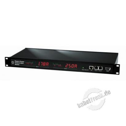Gude Expert Power Control 8221 12-fach switched PDU mit integrierten Mess-/Auswertungsmöglichkeiten