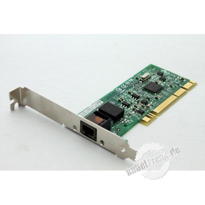 Intel Netzwerkkarte PRO/1000 GT Desktop, 1 Gigabit/s, PCI Zum Anschluss eines PCs an ein Gigabit Ethernet Netzwerk