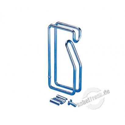 Rittal Kabelrangierbügel, Metall, 125 x 65 mm, VE: 10 Zur sauberen Führung der Kabel im Schrank