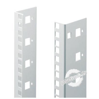 Rittal 19' Holme für Wandgehäuse 'FlatBox', 12 HE, VE: 2 Zur Ausstattung der FlatBox Wandgehäuse mit 4 Holmen