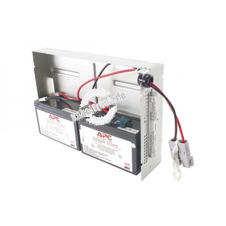 APC Replacement Battery Cartridge #22 / Ersatzbatterie (RBC22) Wartungsfreie, versiegelte Bleibatterie mit suspendiertem Elektrolyt, auslaufsicher