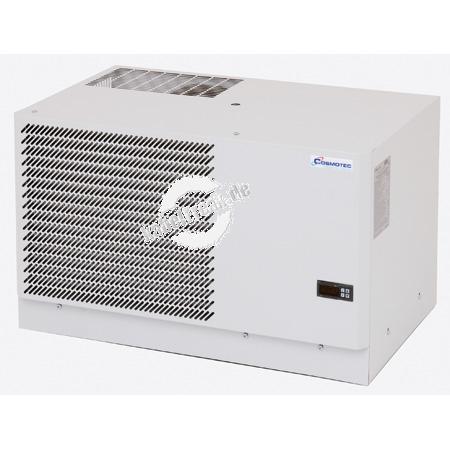 Triton Dach-Klimagerät 1,4 kW, hellgrau RAL 7035, mit Drehzahlsteuerung, ETE14LN2207000R Zur Montage auf den Netzwerkschränken der Produktreihe RIE und RDE (mit Schutzgrad IP54)