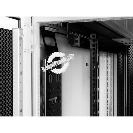 Rittal Kabeltrasse für TS IT-Racks, Höhe: 2000mm - 2200mm  Zur Kabelabfangung- und -führung bei Netzwerk- und Serveranwendungen