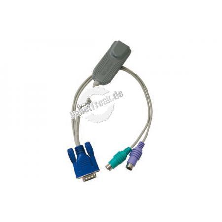 Raritan Computer Interface Modul MCIM-PS/2 Zum Anschluss eines Servers mit PS/2 Anschluss an die MasterConsole CAT