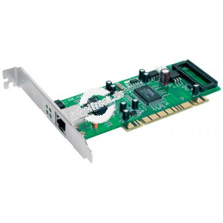D-Link Netzwerkkarte, 1 Gigabit/s, PCI Zum Anschluss eines PCs an ein Gigabit Ethernet Netzwerk