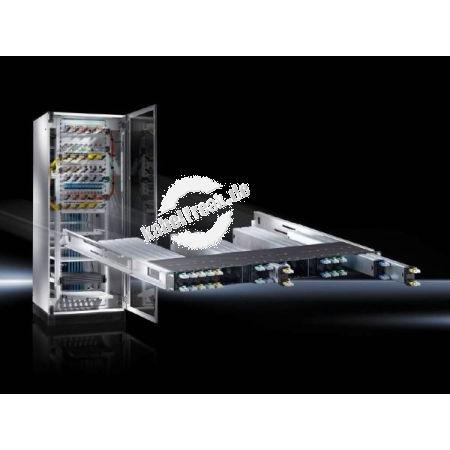 Rittal 19' Komplettsystem CAT 6 für Network Cable Organizer Das Network Cable Organizer Komplettsystem revolutioniert die strukturierte Verkabelung in allen Netzwerk-Racks ab einer Tiefe von 800 m