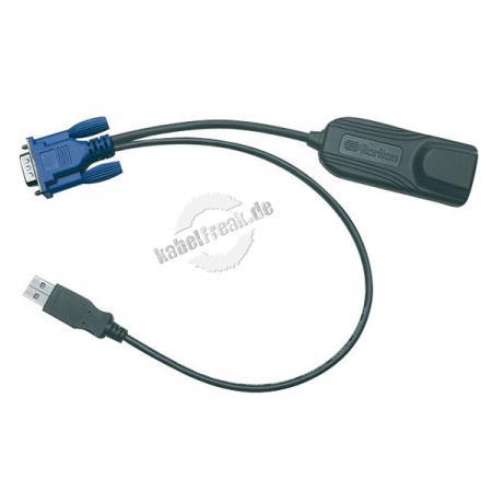 Raritan Computer Interface Modul DCIM-USBG2 Für Standard-Server mit USB Anschluss und SUN-Server mit USB Anschluss
