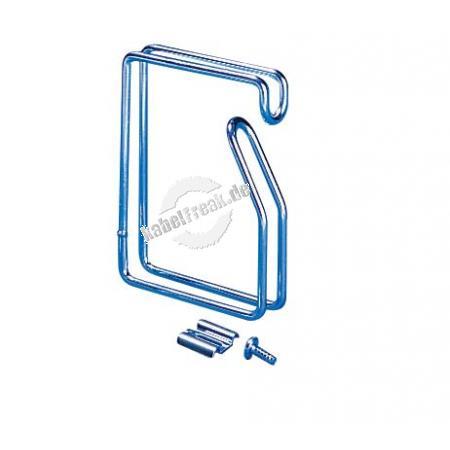 Rittal Kabelrangierbügel, Metall, 125 x 85 mm, VE: 10 Zur sauberen Führung der Kabel im Schrank